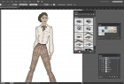 Level 3 - Fashion Illustration